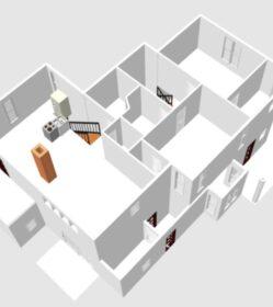 Floor 2 3D